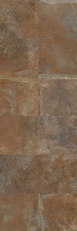 Porcelain Tile | Metal Look | Blende Titian http://www.stonepeakceramics.com/products.php