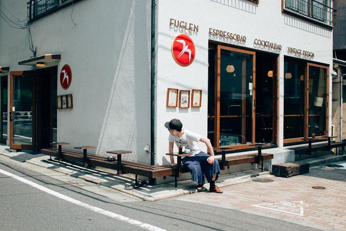 테라스가 멋진 도쿄의 세 인디 카페!! | 커피TV