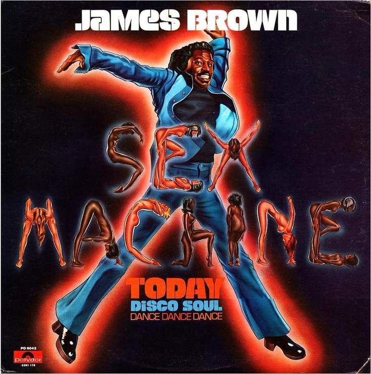 Resultado de imagen de JAMES BROWN Sex Machine 1971
