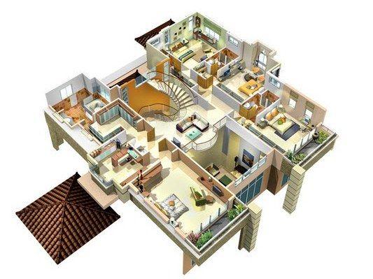 3 Bedroom Bungalow Floor Plans 3 Bedroom 2 Bath Bungalows