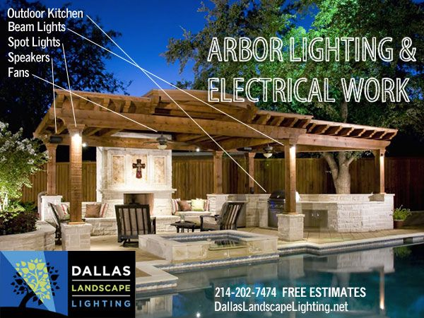31 best arbor electrical wiring by dallas landscape lighting images rh pinterest com Lighting System Wiring Diagram DIY Electrical Wiring
