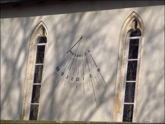 Sluneční hodiny na sv. Štěpánovi, Mýto