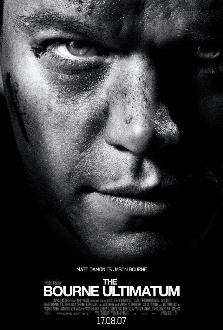 The Bourne ultimatum (USA 2007)