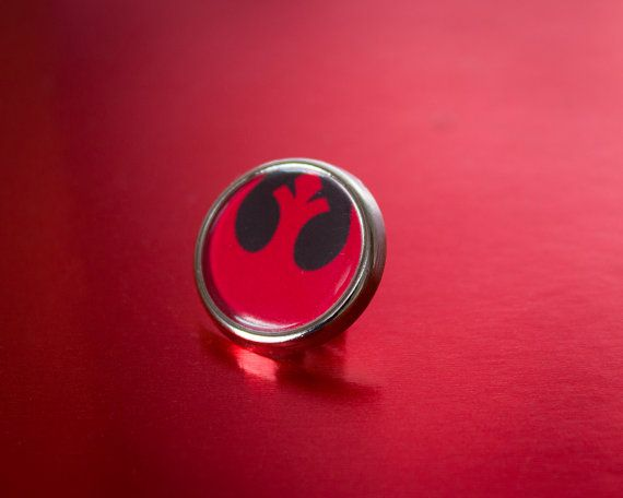 Star Wars Rebel Alliance Tie/Lapel Pin by UnofficiallyOriginal