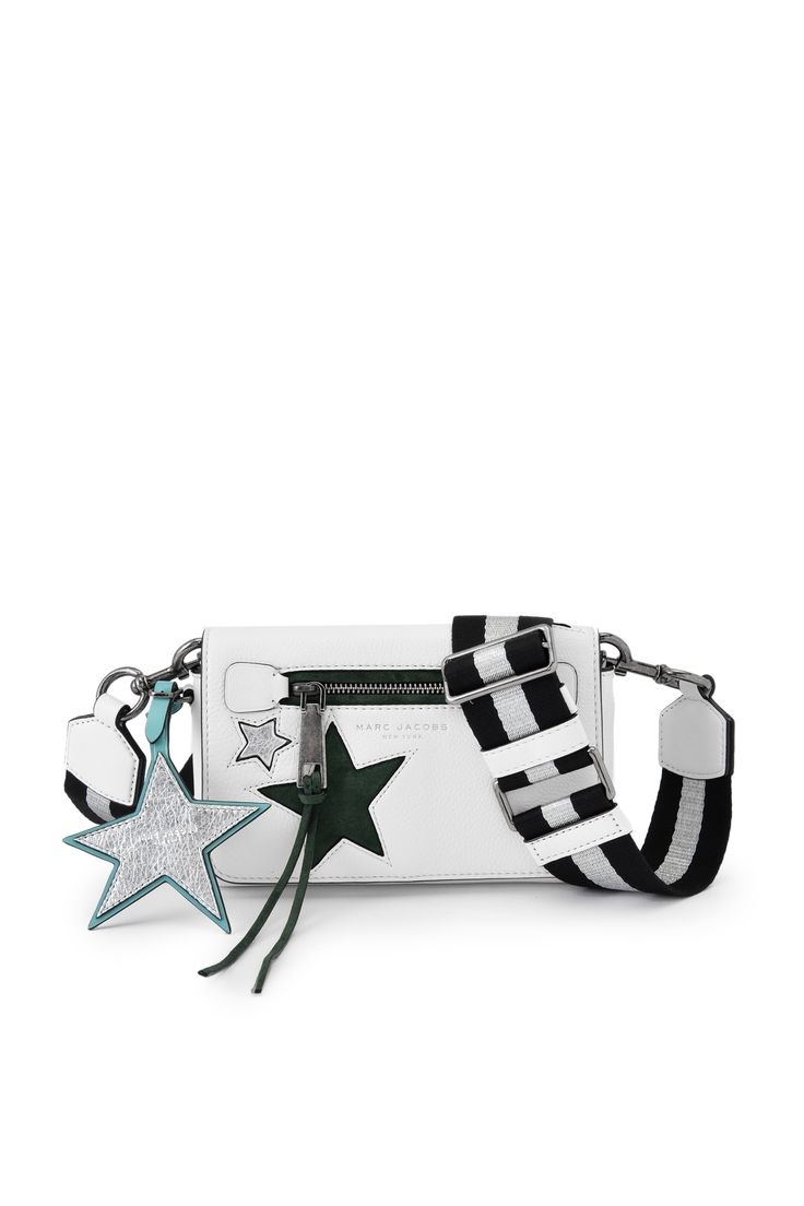 star patchwork crossbody