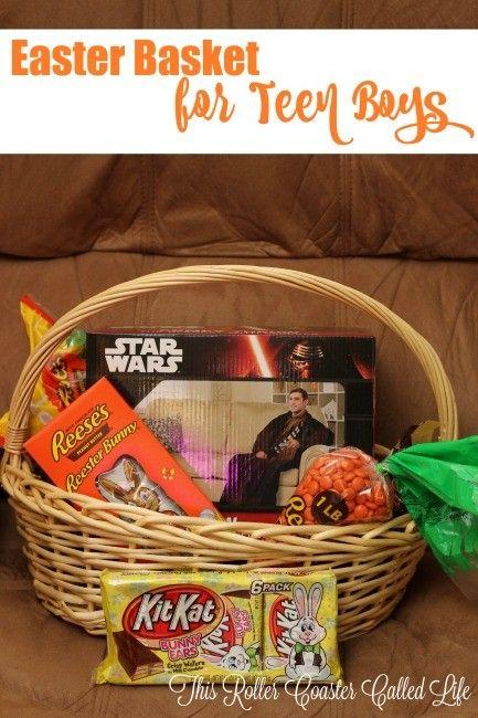 32 best disney themed easter basket ideas images on pinterest easter basket for teen boys negle Gallery