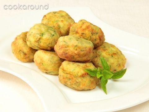 Polpette con zucchini: Ricette Grecia | Cookaround