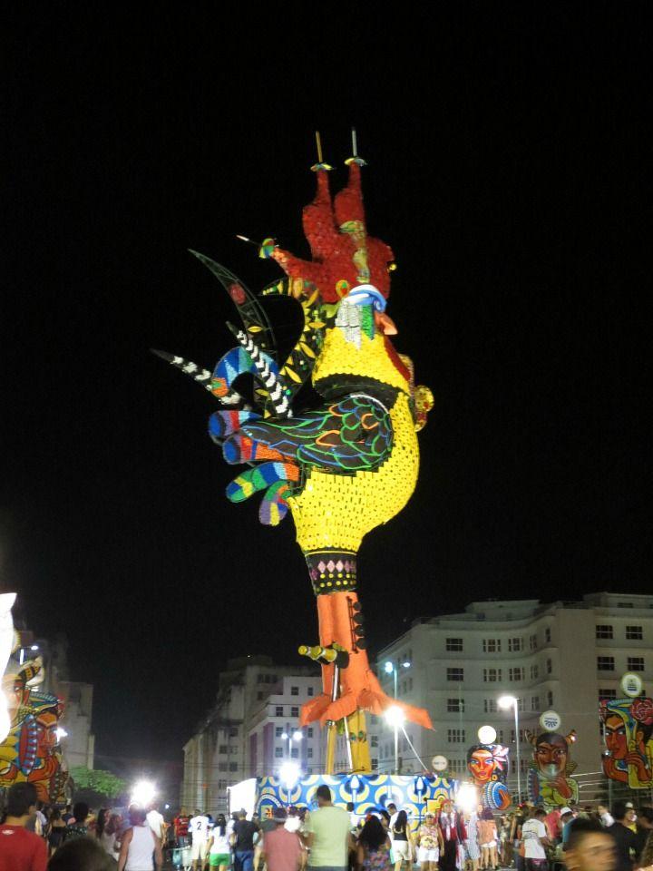 Brasilian karnevaalit x 3 ja turvallisuus