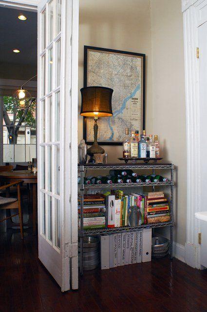 Matt & Zack's Historic and Masculine Kitchen
