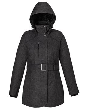 ENROUTE LADIES' TEXTURED INSULATED JACKETS WITH HEAT REFLECT TECHNOLOGY