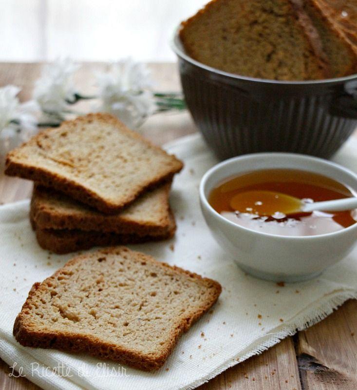 Fette biscottate integrali al miele le ricette di elisir