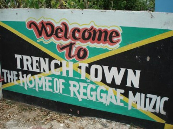 On August I was in Trench Town, a ghetto in Kingston made famous by Bob Marley. The reggae star grew up there in the and made his big break on the reggae ...