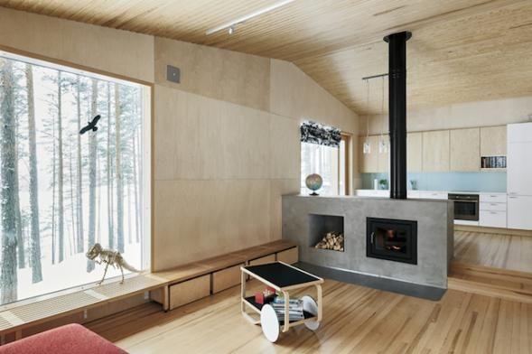 Galerie k příspěvku: Black house 2   Architektura a design   ADG