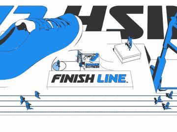 Finish Line #shoessofresh