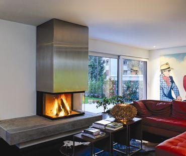 Riscaldamento a pellet – Vendita caldaie, camini e stufe in Lombardia, in Ticino Svizzera – Progetto Camino » RÜEGG