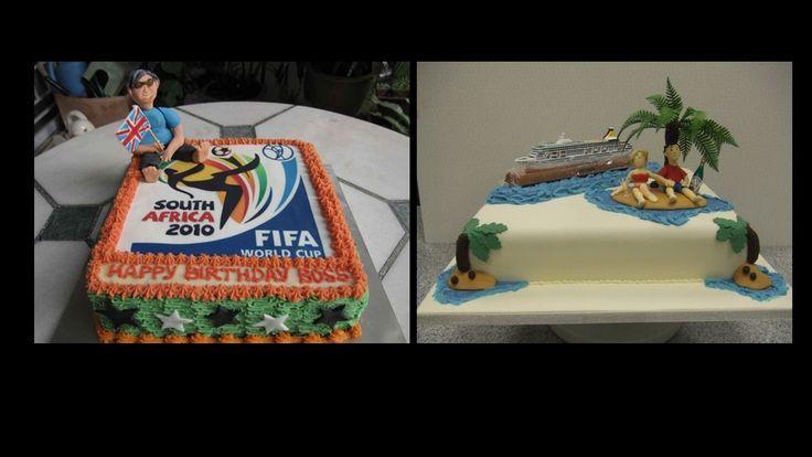 #amazing #fifaworldcup #beach #cake #design
