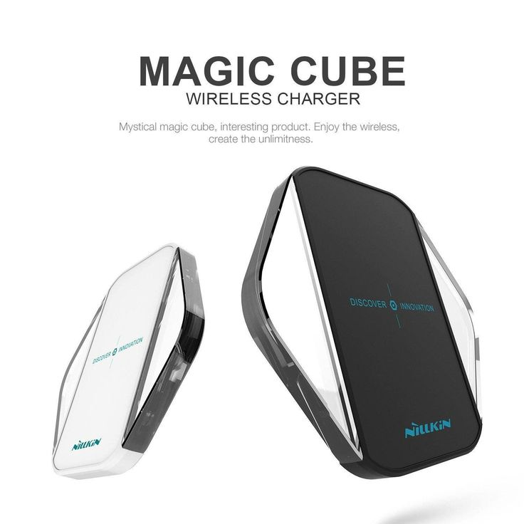 MagicCube Qi Wireless Charger Samsung Galaxy/S6/S7/S6 S7 Edge/Note 5