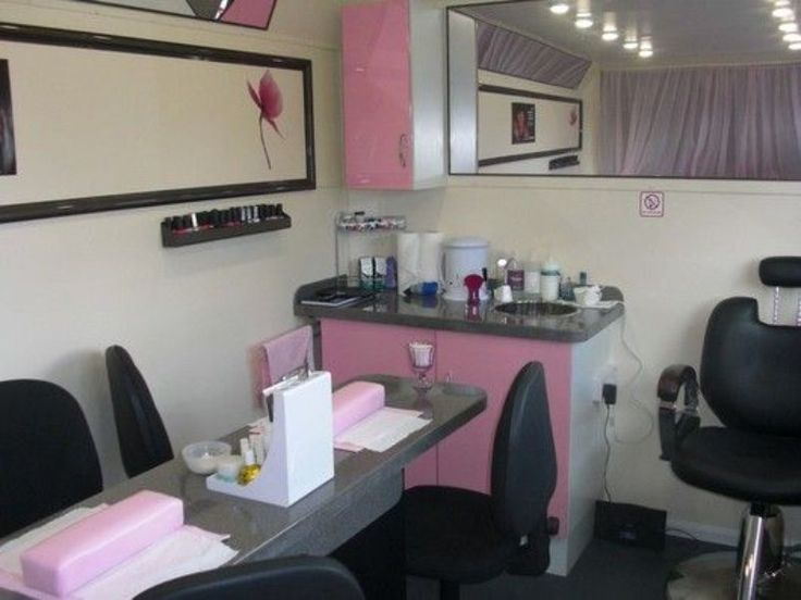 1000 images about mobile beauty on pinterest trucks for Salon mobil home