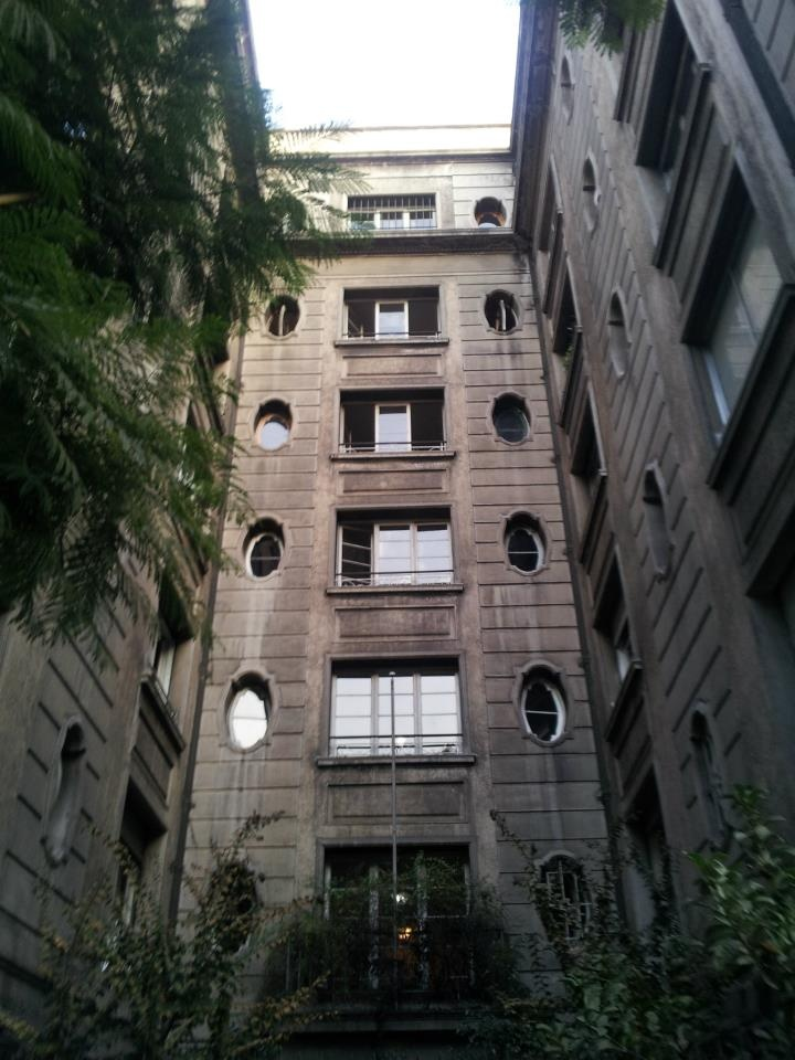 Santiago - Barrio Lastarria