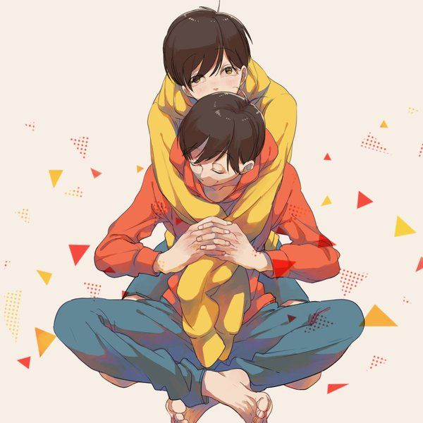 Jyushimatsu & Osomatsu