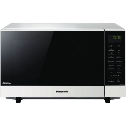 Panasonic 27 litre 10002 White Microwave Oven NN-SF564WQPQ #Shoproads #onlineshopping #Microwave Ovens