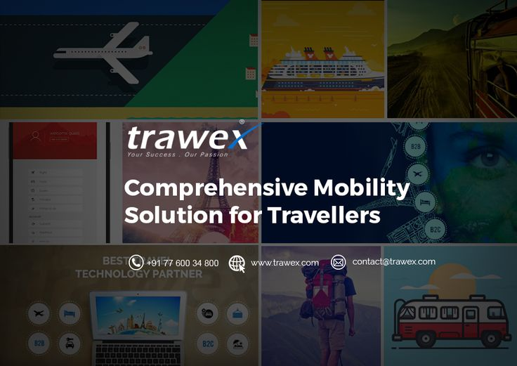 Comprehensive Mobility Solution for Travellers