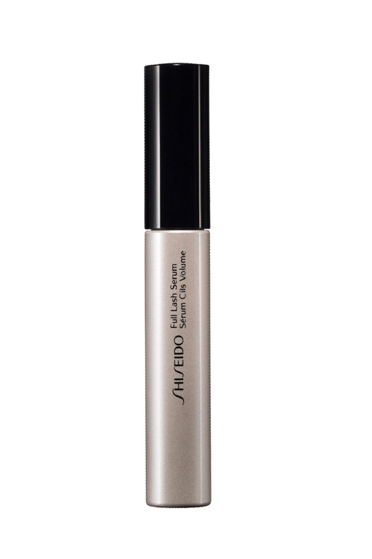 Get full lashes and brows with this enhancing serum from Shiseido.