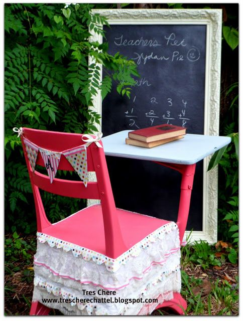 kids-school-desk-makeover.jpg 484×640 pixels