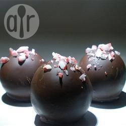 Chocolate and Coffee Truffles | These chocolate and coffee truffles make the perfect sweet treat to have with coffee after a formal meal. | @ allrecipes.com.au