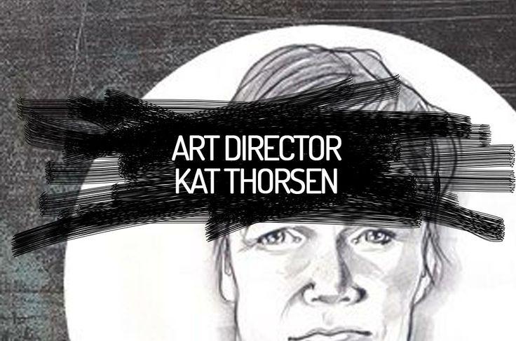 bypoststreet Art Director: Kat Thorsen