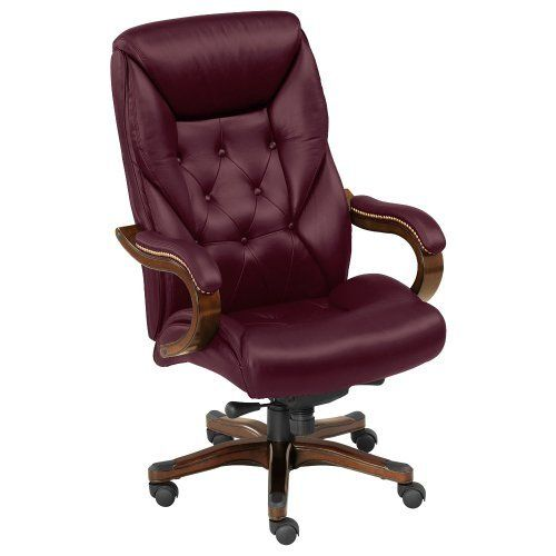 Kingston Traditional Tufted Leather Executive Chair   Want to know if this  will fit in your home office  Use to talk to furniture experts through a  live   Best 25  Traditional office chairs ideas on Pinterest  . See Through Office Chairs. Home Design Ideas