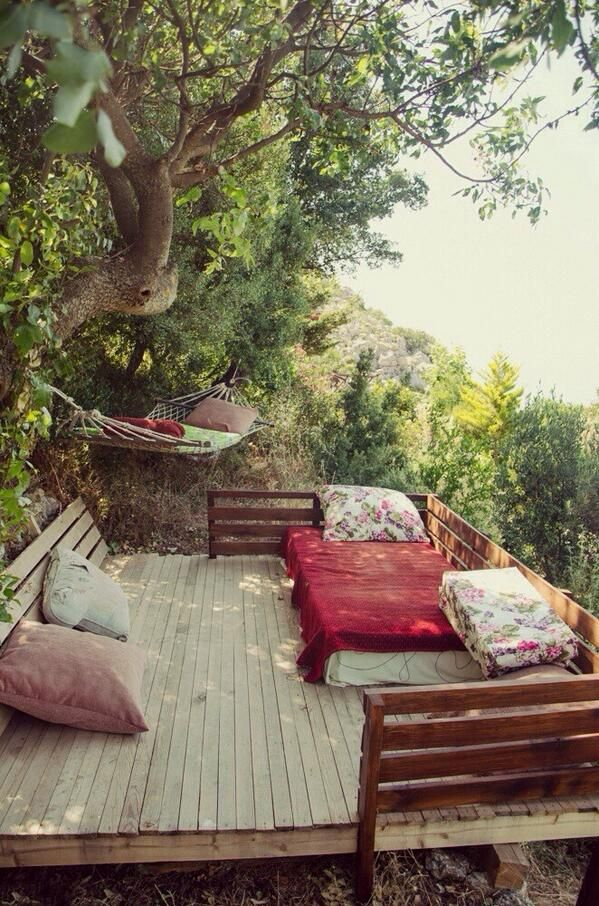 ❧ Ambiances au jardin ❧