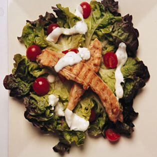 Ensalada de pollo teriyaki - Recetas de Cocina - Telva.com