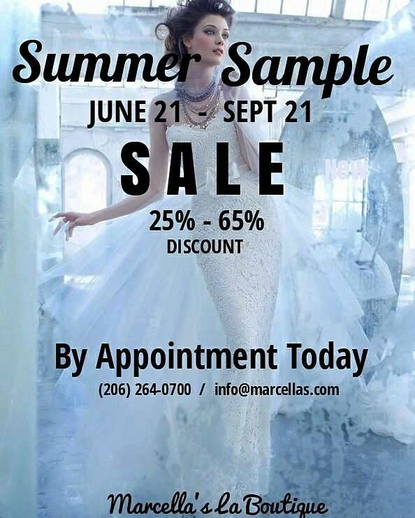 To visit our store, schedule a special #dress #date #appointment for you today. Call at: (206)264-0700 or email at: info@marcellas.com.  Congratulations to all beautiful #Seattle #Northwest #engaged brides!  #northwestbridalshowcase #seattlebrides #weddingevent #bridalstyle #weddingdream #weddingcoordinator #lovebridal #ido #bridaldesigner #loveweddings #intimatewedding #nwbrides #seattleweddingplanner #seattlebrides #weddings #bridalcollection #engagedlife