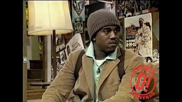Kanye West & Hi-Tek Rap City (2004). www.twitter.com/thedynamics