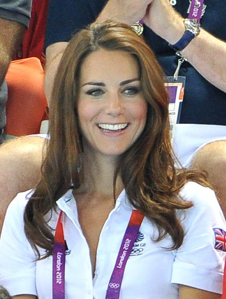 Kate Middleton Photo - Olympics Day 13 - Synchronised Swimming