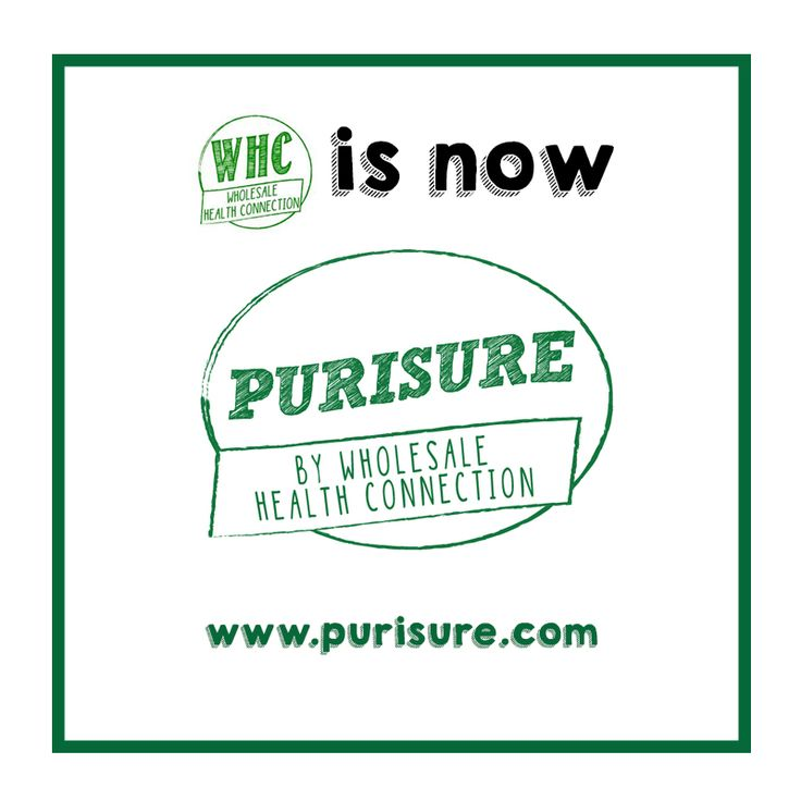 WHC is now PuriSure By Wholesale Health Connection. Visit www.purisure.com for new products, promos, blogs, and more!  #fitness#cognitive #nutrition #health #wellness #purisure #fitness #supplements #brand #brands #healthbrands #fit #fitspiration #bodybuilding #mind #nootropics #natural #organic #treeactiv #natrisweet