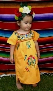 mexican style dresses for toddlers World dresses