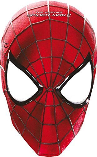 The Amazing Spider-Man 2 Maske