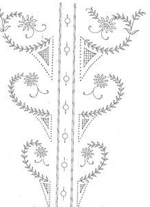 broiderie d' antan old embroidery patterns