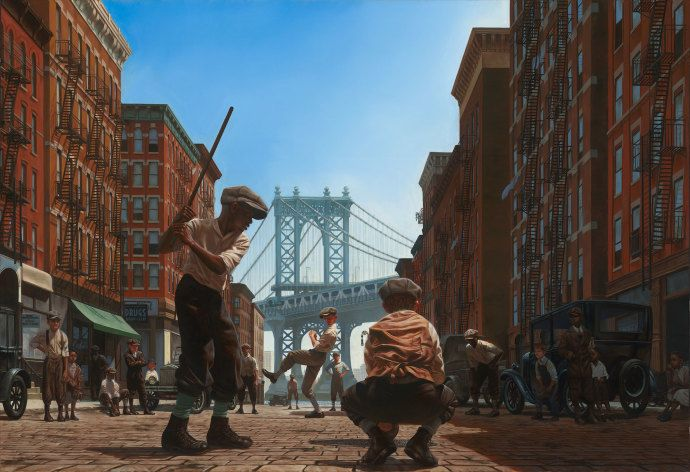 """Cover Story: Kadir Nelson's """"Second Line"""" - The New Yorker"""