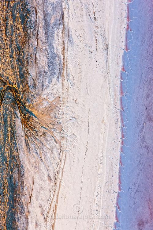 aerial lake eyre australia - Google Search
