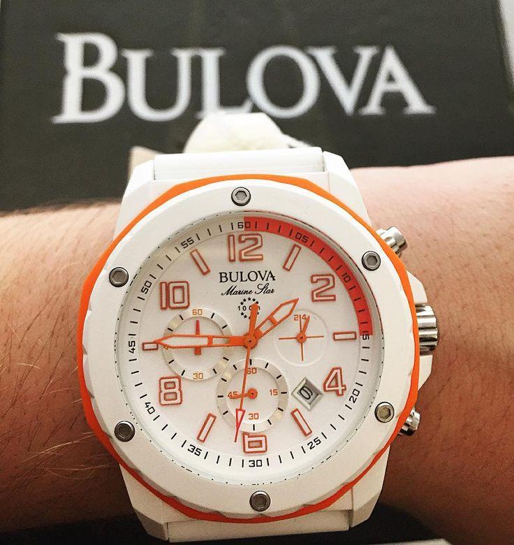 Reloj UNISEX BULOVA  Modelo: 98B199 20 % de descuento  6 meses sin intereses o 10 % extra en pago de contado Precio Original: $4500 Precio a meses sin intereses: $3600 Precio de contado: $3240  #BULOVA #luxurywatch #watches #angelswatch #relojes #losmejoresprecios by luxurywatchmerida
