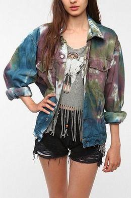Batik kot ceket - URBAN RENEWAL | Hipnottis  Daha fazlası  http://www.hipnottis.com/tasarim-ceket/urban-renewal-batik-kot-ceketceket/urban-renewal-batik-kot-ceket