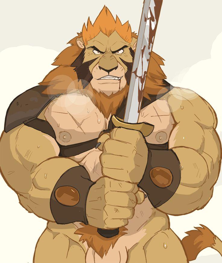 Buff Lion 29510f91b4606c4039bbe214f1838b ...