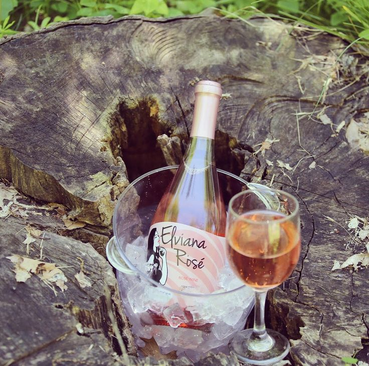 Happy National Rosé Day! Pick up a bottle of our deliciously vivid Elviana Rosé and celebrate the day. https://goo.gl/rmtwgG