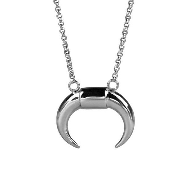 Emily Necklace / Silver