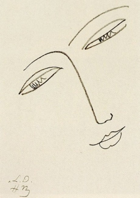View Eyes, nose, mouth - beautiful line drawings collected by Jennifer Bayne  Volyo di donna Matisse