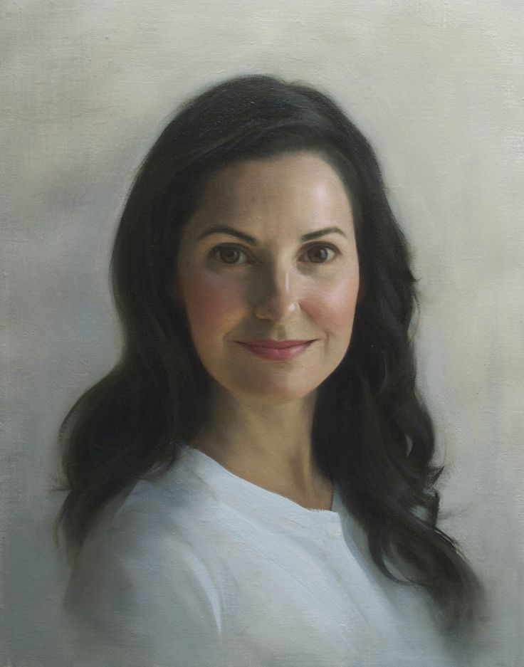 Painting by Brian Neher. My new Craftsy instructional art class, Paint Better Portraits: Realistic Skin Tones, is now available! Learn more about the class at http://craftsy.me/19785w3 and get 25% OFF when you enroll today!