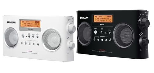 Sangean PR-D5P Portable Radio | The Listening Post Christchurch and Wellington |